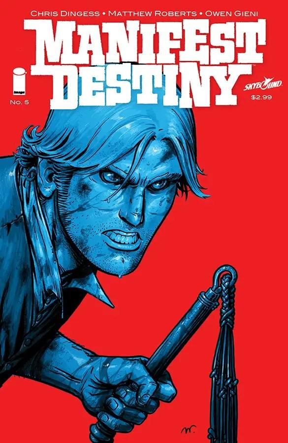 Is It Good? Manifest Destiny #5 Review