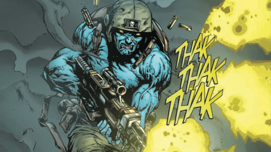 Is It Good? Rogue Trooper #1 Review