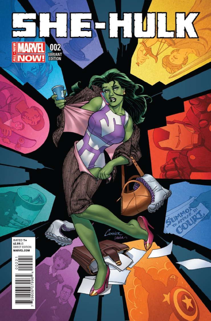 Is It Good? She-Hulk #2 Review