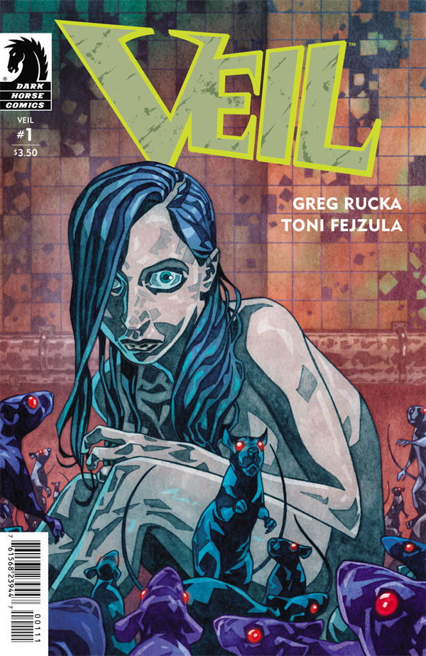 Like with most Image books, I am flying into this one blind. All I know is that it is being written by Greg Rucka (you know, that guy who wrote Lazarus and Gotham Central) and that's more than enough for me. Is it good?