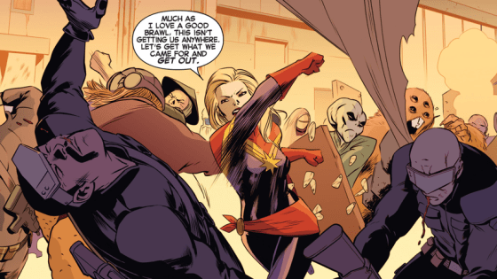 Is It Good? Captain Marvel #1 Review