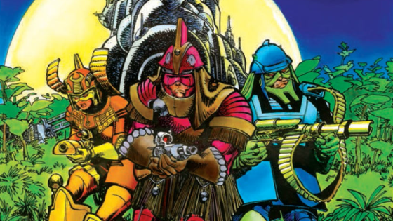 Is It Good?  Star Slammers: Re-Mastered #1 Review