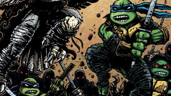 Is It Good? Teenage Mutant Ninja Turtles #32 Review
