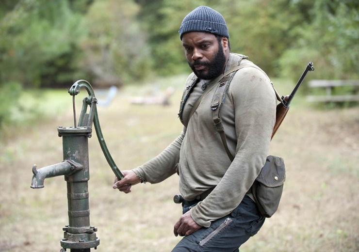 """The Walking Dead: Season 4, Episode 14 """"The Grove"""" Review"""