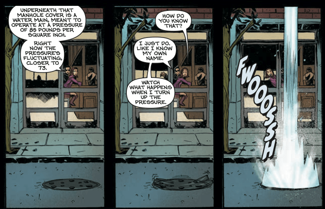 Is It Good? City: The Mind in the Machine #3 Review