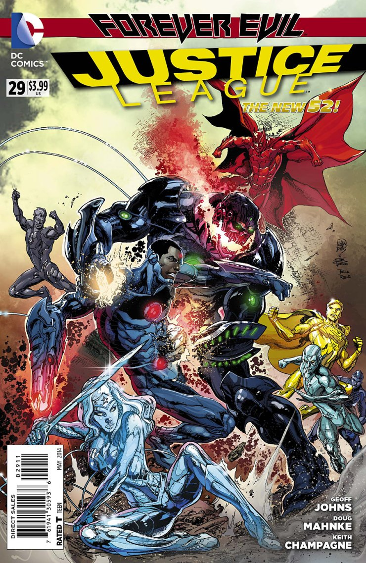 Is It Good? Justice League #29 Review