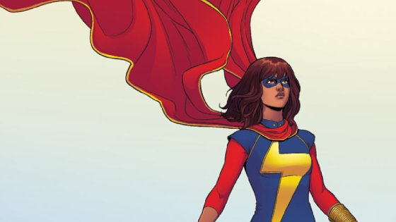 Ms. Marvel helps South Asian Americans such as myself find the balance between family expectations and their own path.