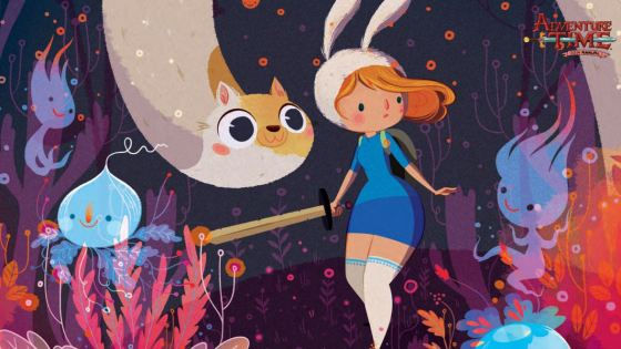 Ever wanted to know what the deal was with Baby Fionna and Cake? If not, then you probably could care less about this comic, unless of course the answer is yes to the question: is it good?