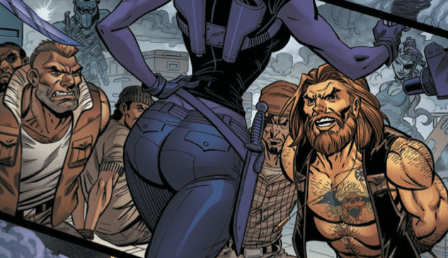 Is It Good? Danger Girl: May Day #1 Review