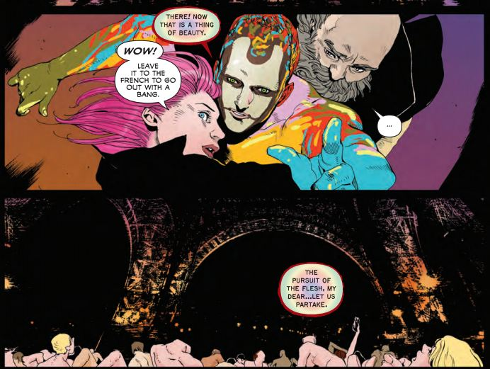 Is It Good? Next Testament #8 Review