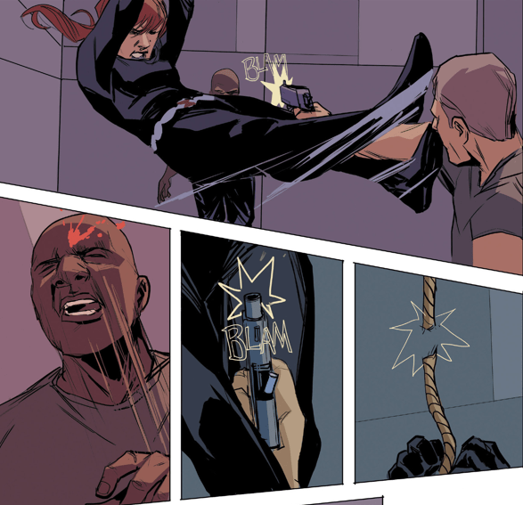 Is It Good? Black Widow #6 Review