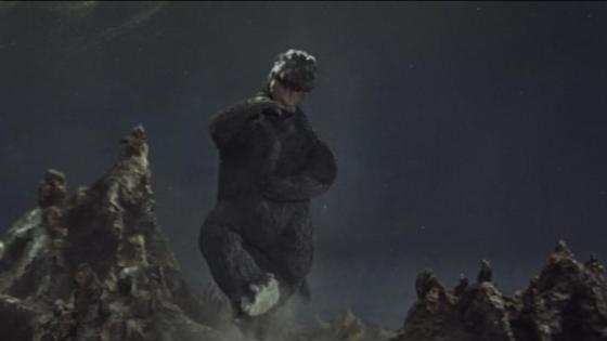 Godzilla: The Showa Series, Part 6: Invasion of Astro-Monster (1965)
