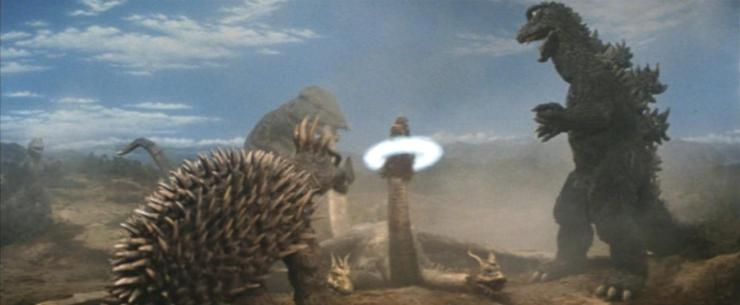 Godzilla: The Showa Series, Part 9: Destroy All Monsters (1968)