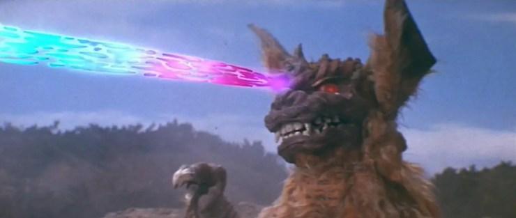 godzilla-vs-mechagodzilla-king-caesar-laser-deflect