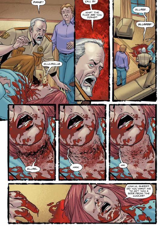 Panels in Poor Taste: 5/9/14 – Tooth Fairies and Human Toothpicks