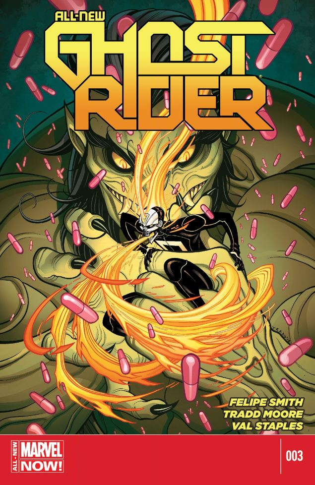 Is It Good? All-New Ghost Rider #3 Review