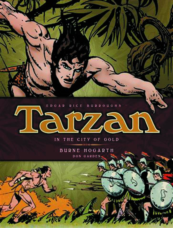 Tarzan: In The City of Gold (Vol. 1) Review
