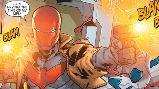 Is It Good? Red Hood and The Outlaws #32 Review