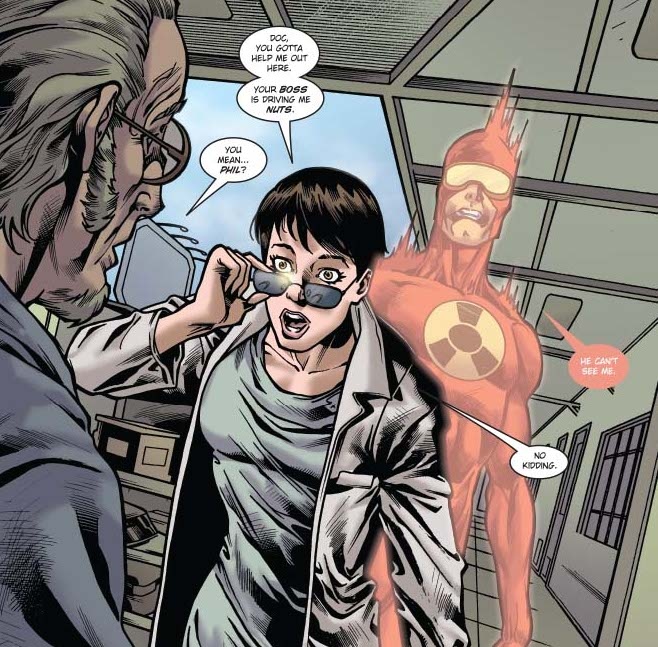 Is It Good? Solar: Man of the Atom #3 Review