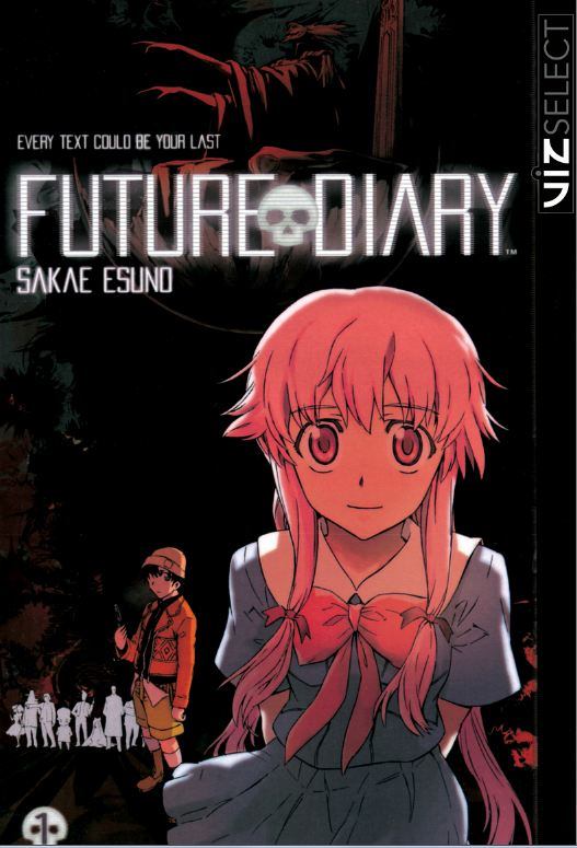 Future Diary Volume One Review