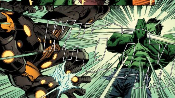Is It Good? Original Sin: Hulk vs. Iron Man #1 Review