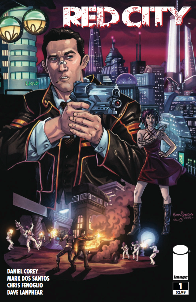 Is It Good? Red City #1 Review