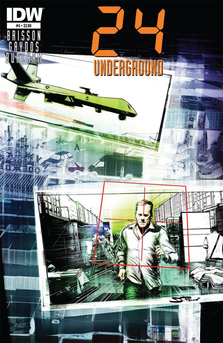 Is It Good? 24: Underground #4 Review