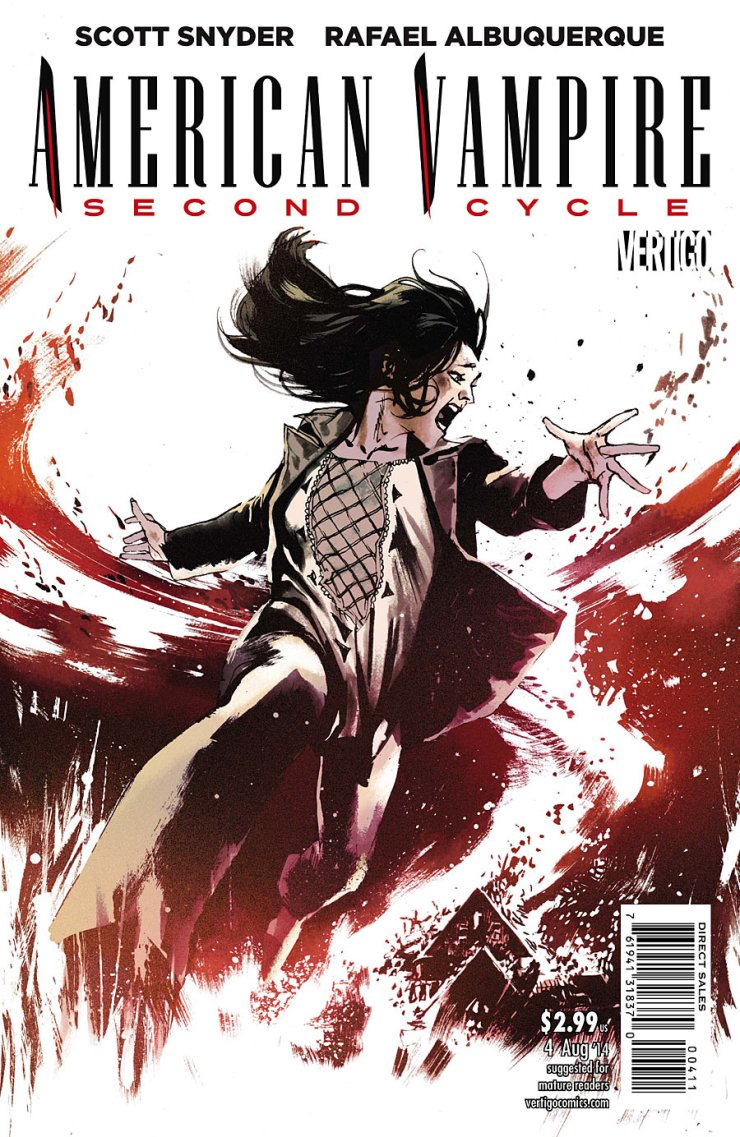 Is It Good? American Vampire: Second Cycle #4 Review