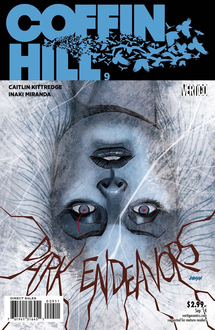 Is It Good? Coffin Hill #9 Review