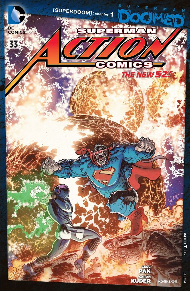 Is It Good? Action Comics #33 Review