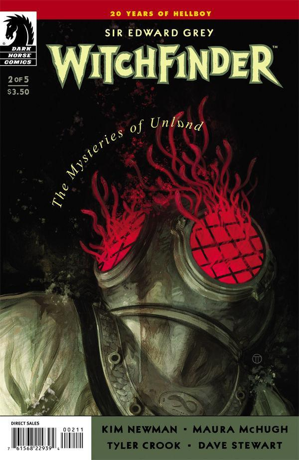 Is It Good? Witchfinder: The Mysteries of Unland #2 Review