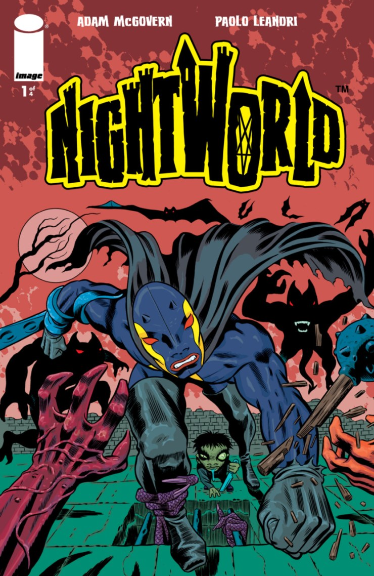 Is It Good? Nightworld #1 Review