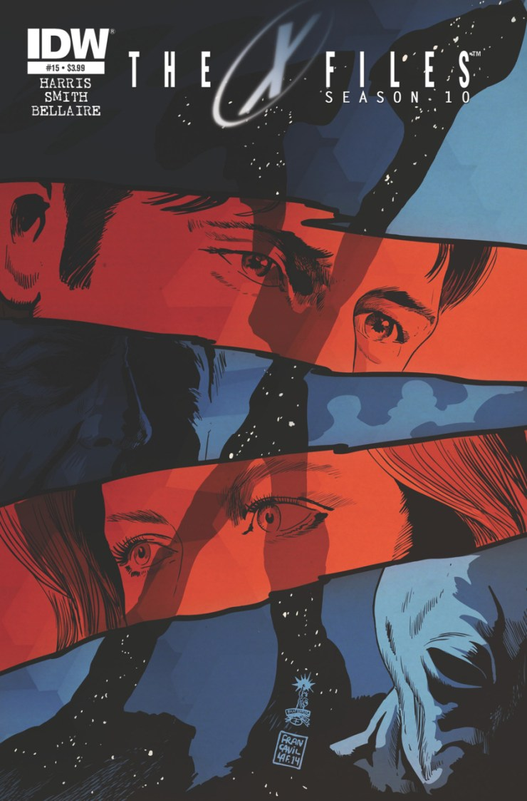 Is It Good? X-Files Season 10 #15 Review