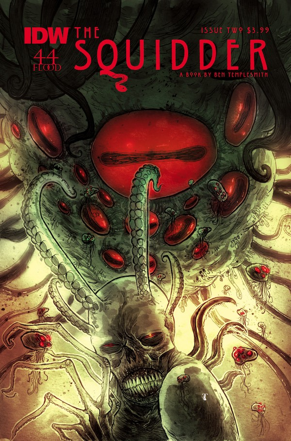 Is it Good? The Squidder #2 Review