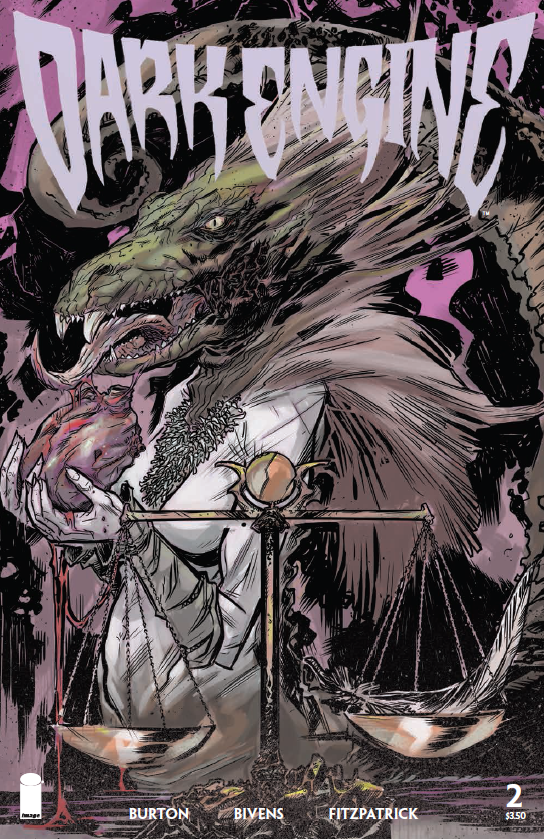 Is It Good? Dark Engine #2 Review