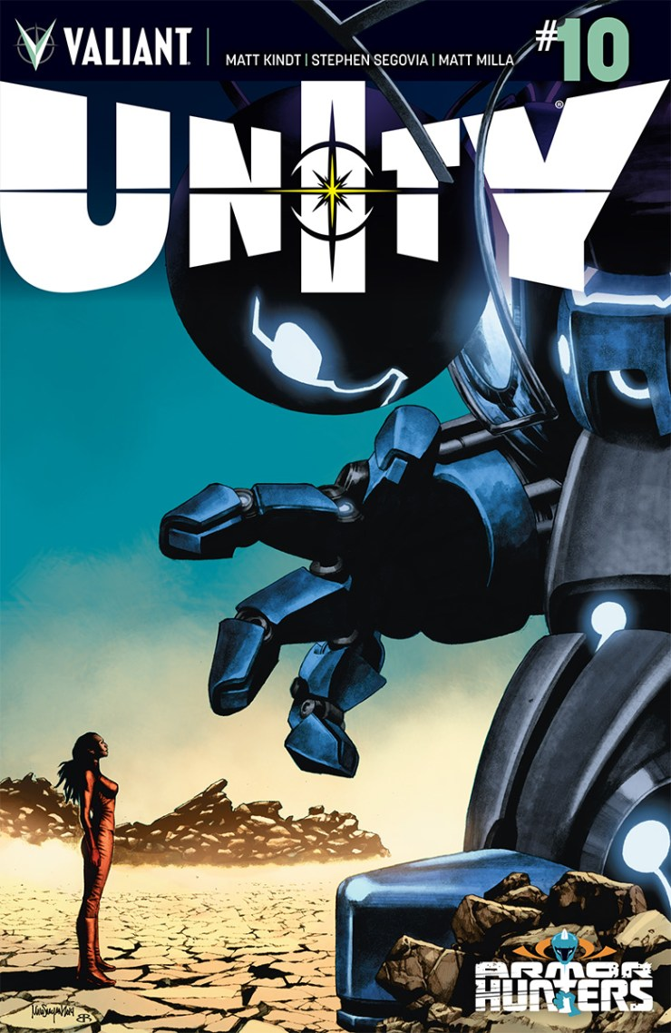 Is It Good? Unity #10 Review