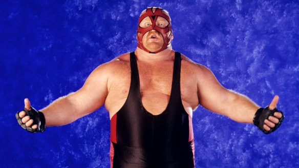 The Art of Gimmickry: The Bad Ass Wrestler