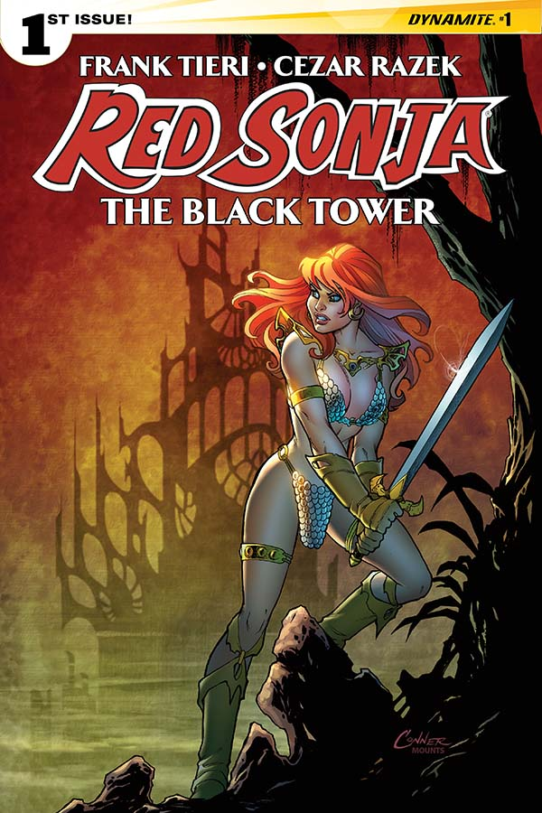 Is It Good? Red Sonja: The Black Tower #1 Review