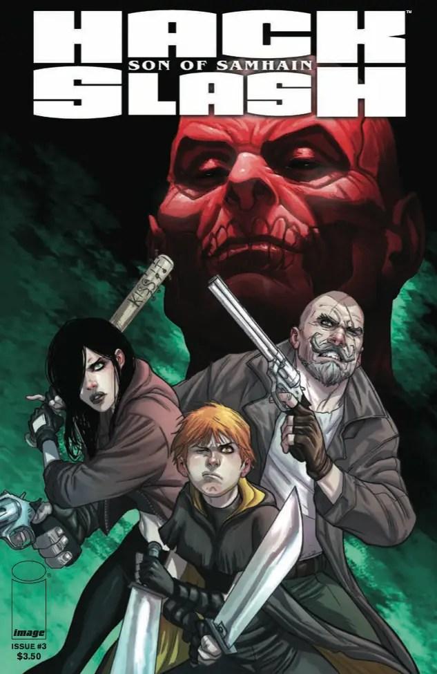 Is It Good? Hack/Slash: Son of Samhain #3 Review