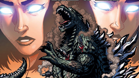 Is It Good?  Godzilla: Rulers of Earth #16 Review
