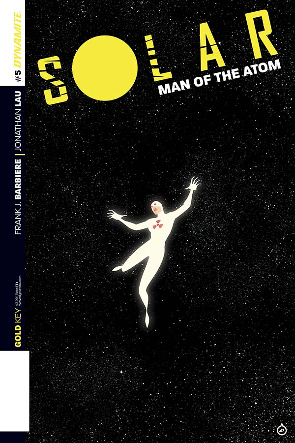 Is It Good? Solar: Man Of The Atom #5 Review