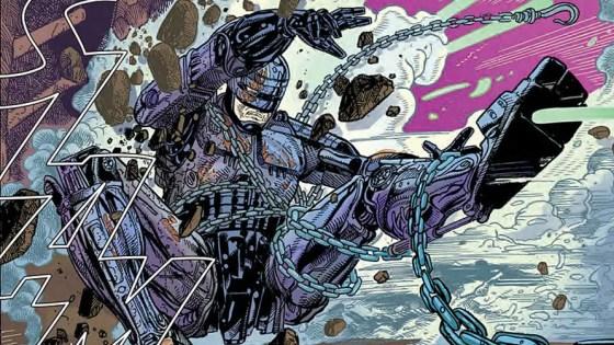 Is It Good? Robocop #4 Review