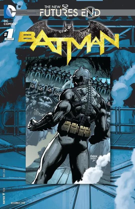 Is It Good? Batman: Futures End #1 Review