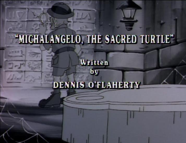 tmnt-fred-wolf-season-5-michalangelo-the-sacred-turtle-title-screen