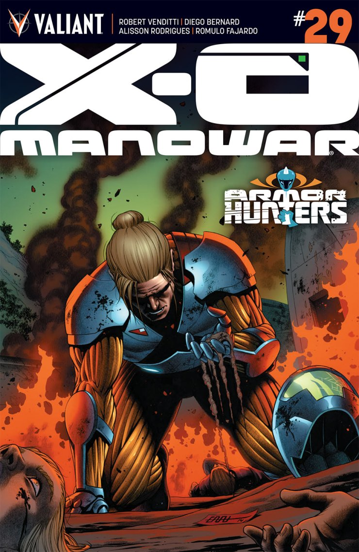 Is It Good? X-O Manowar #29 Review