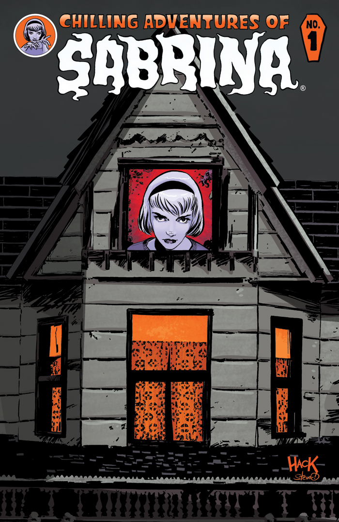 Is It Good? Chilling Adventures of Sabrina #1 Review