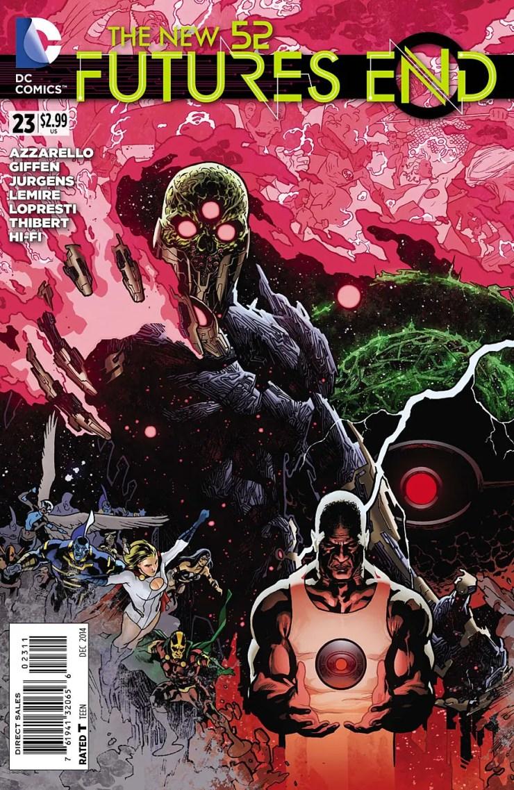Weekly Weeklies: 10/08/14 –Batman Eternal #27 and Futures End #23