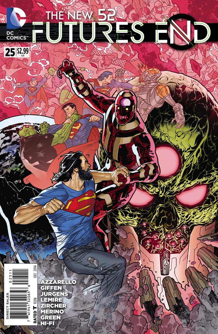 Is It Good? Futures End #25 Review