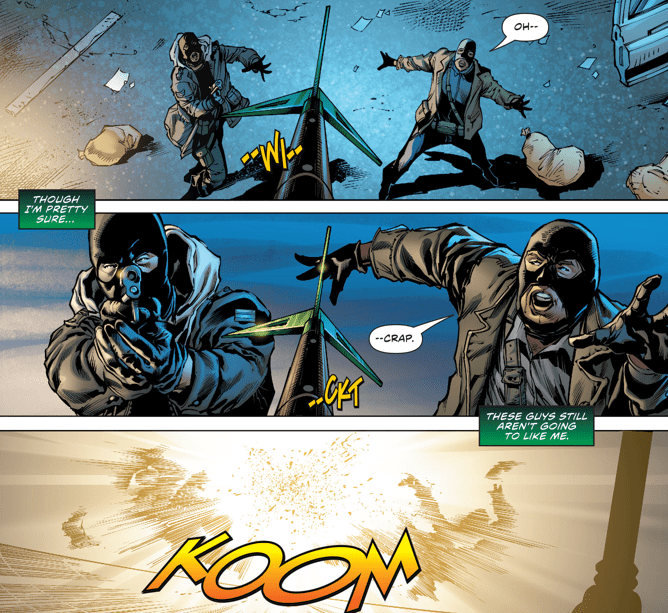 Is It Good? Green Arrow #35 Review