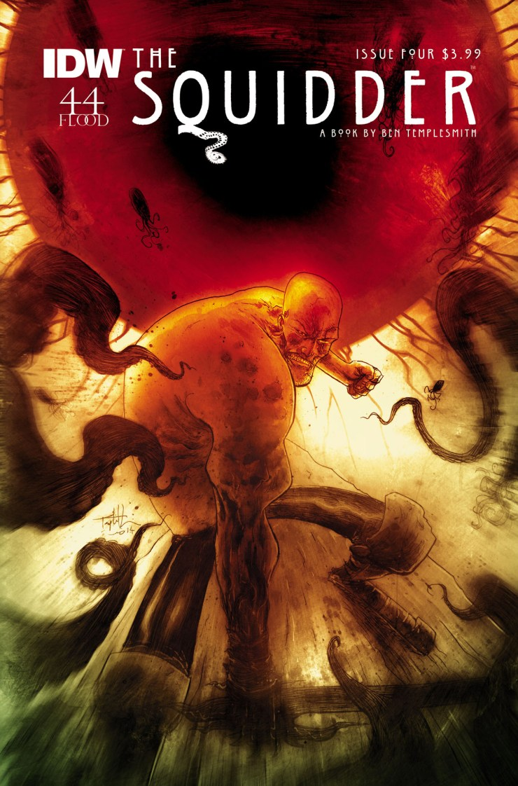 Is It Good? The Squidder #4 Review